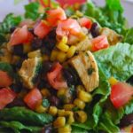 Cold Southwest Corn Chicken Salad