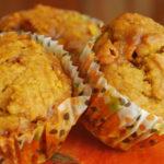 Butterscotch Pumpkin Muffins