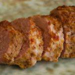 Easy Pork Tenderloin with Cavender's Seasoning