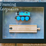 Framing Keepsakes