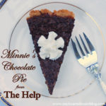 Minnie's Chocolate Pie from THE HELP