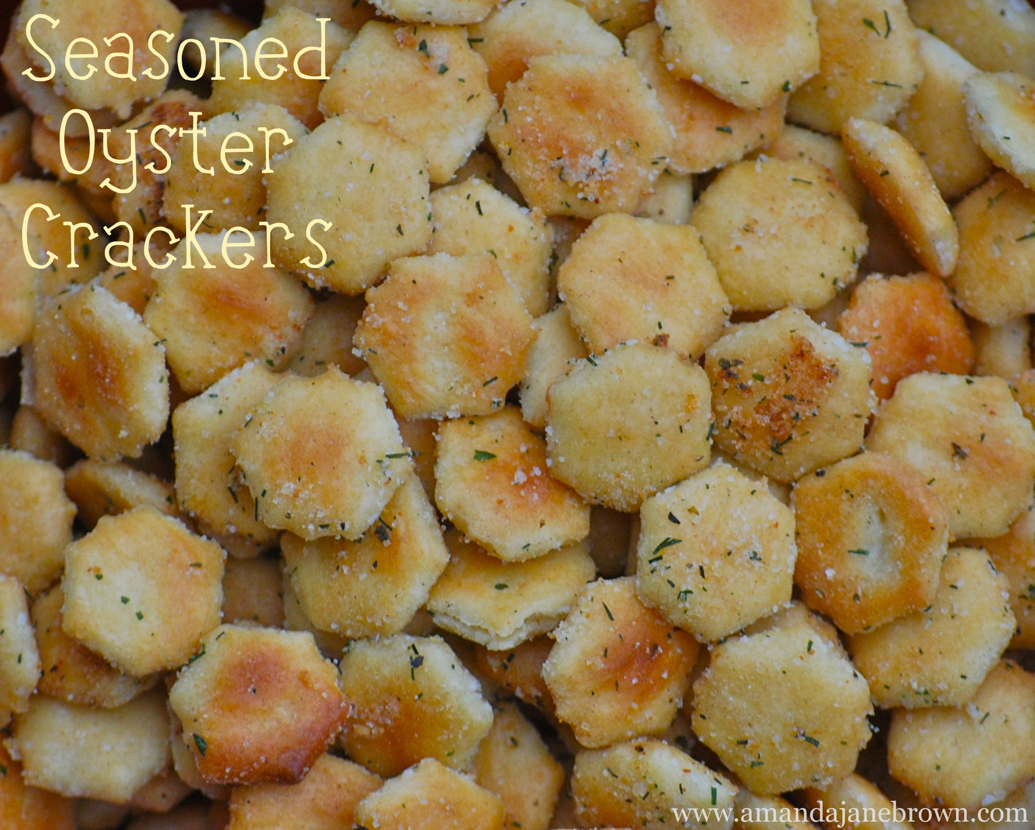 diy oyster diy oyster crackers diy oyster crackers the homemade oyster ...