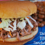 Easy BBQ Sandwiches
