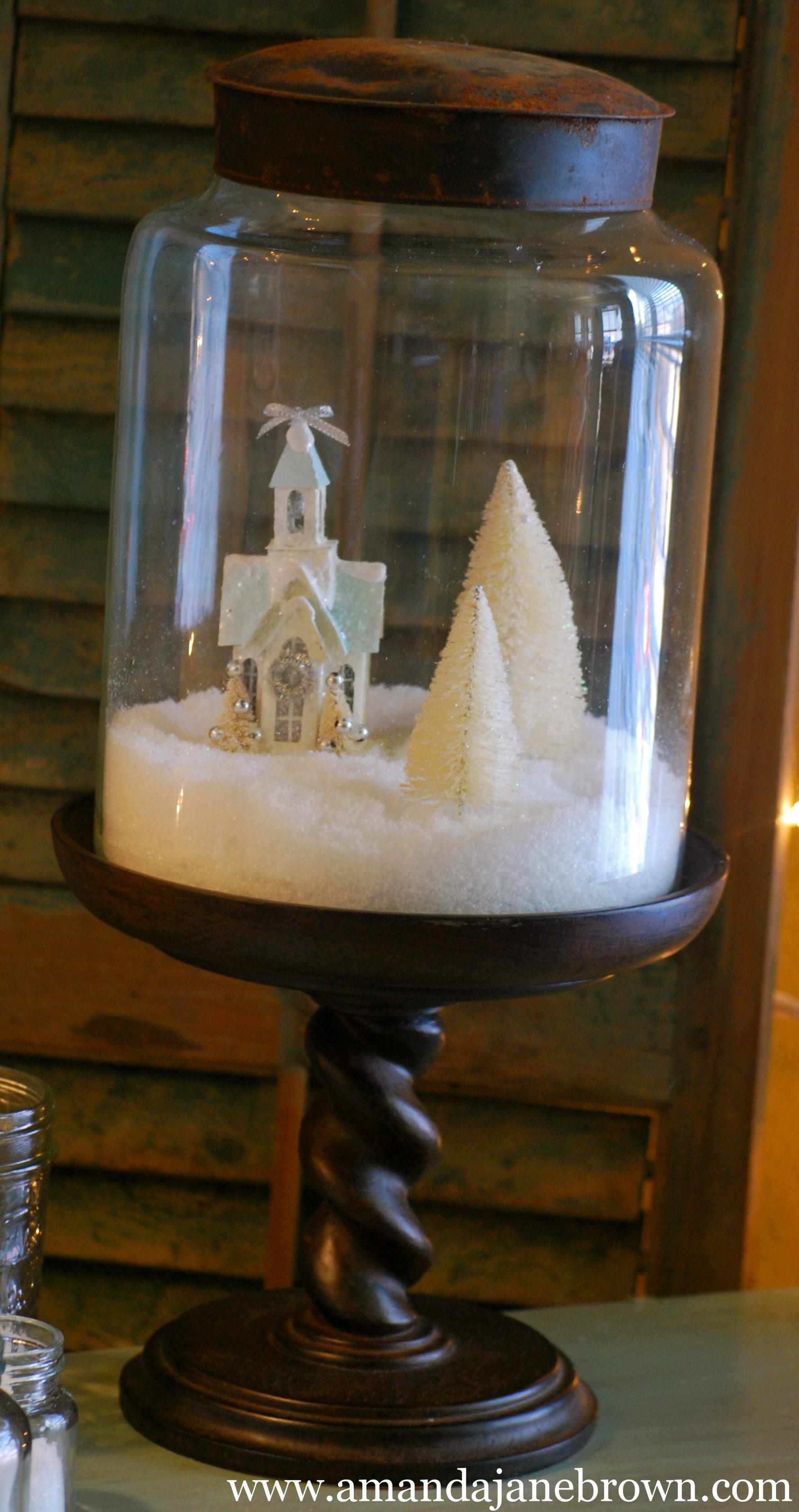 DIY Snow GlobesAmanda Jane Brown