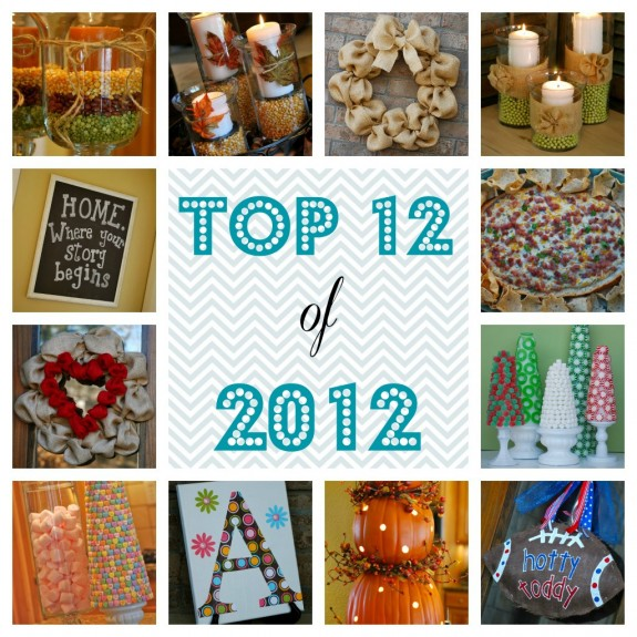 Top 12 of 2012 Chevron