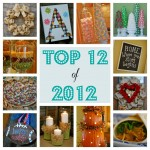 Top 12 Posts of 2012