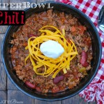 Superbowl Chili