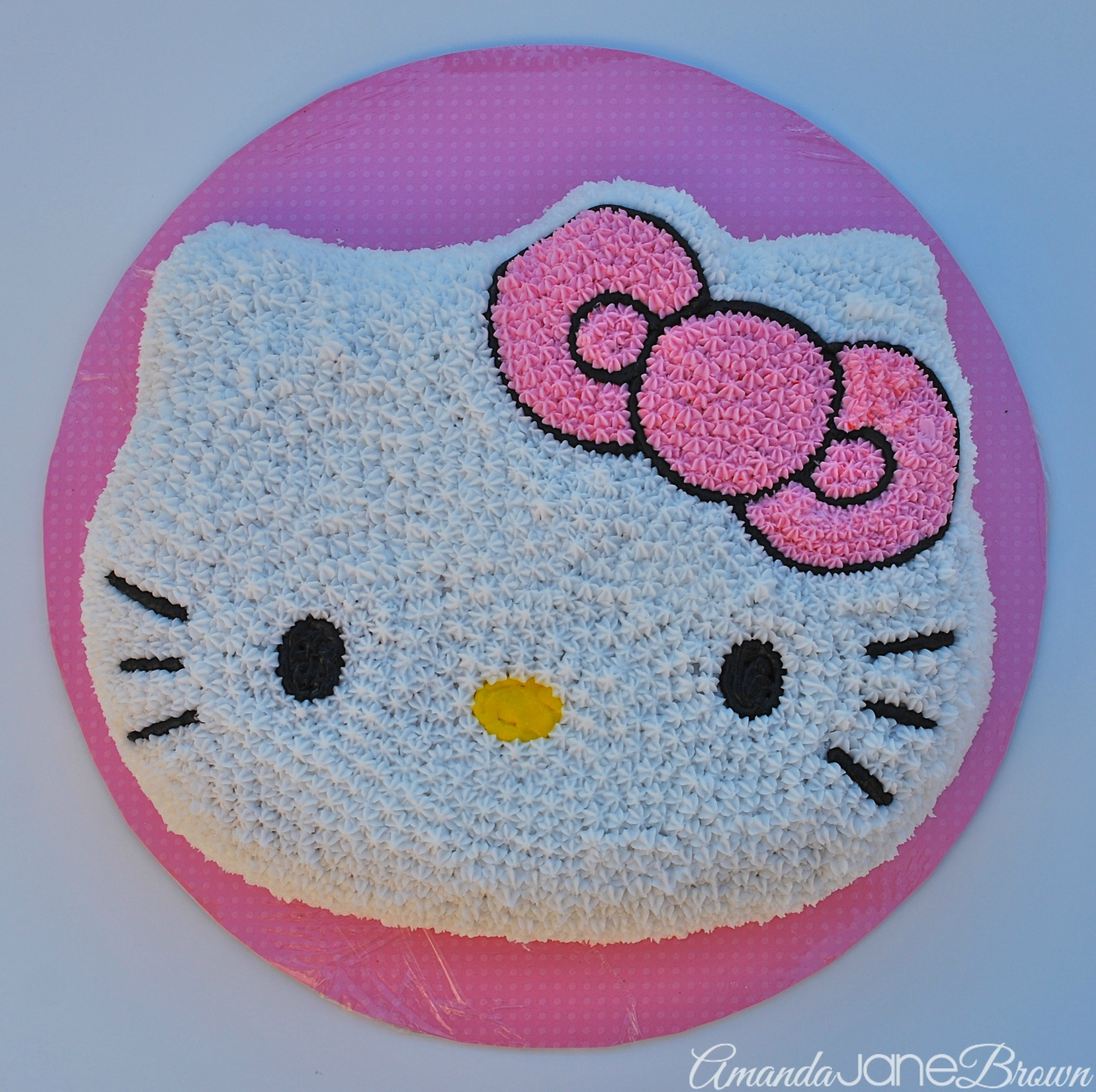 Hello Kitty Birthday Party Amanda Jane Brown