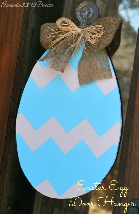 Easter Door Hanger Main