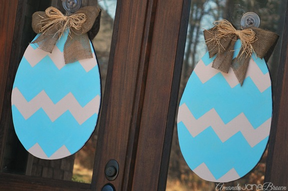 Easter Egg Door Hanger 4