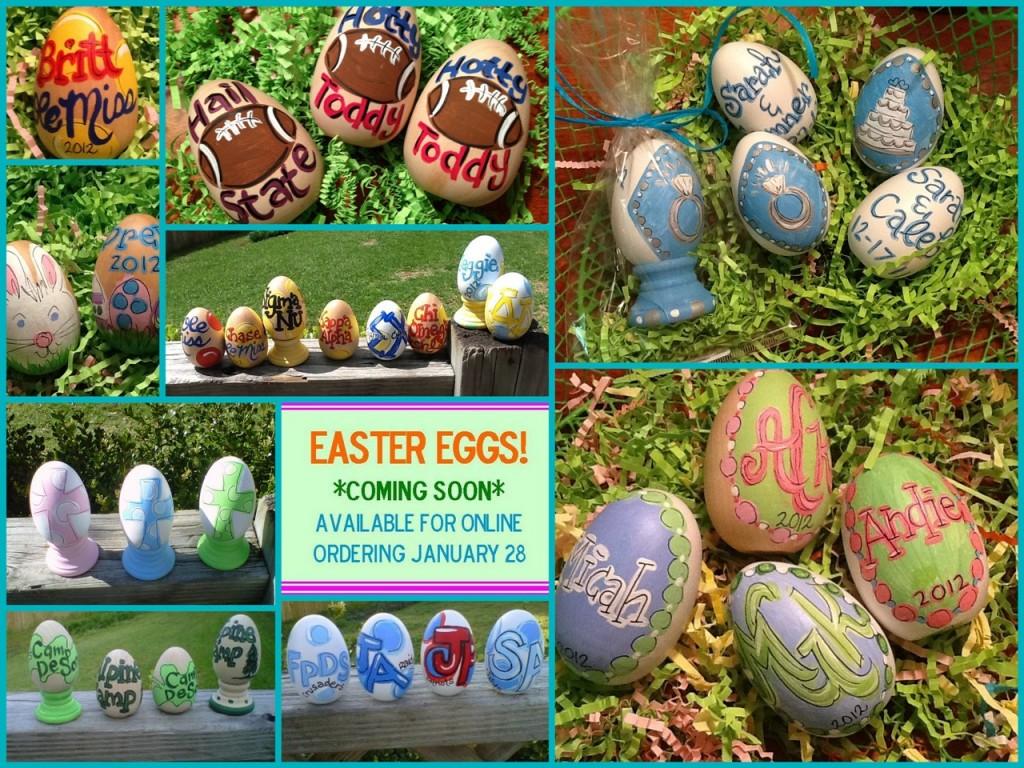 Tay Morgan Easter Eggs