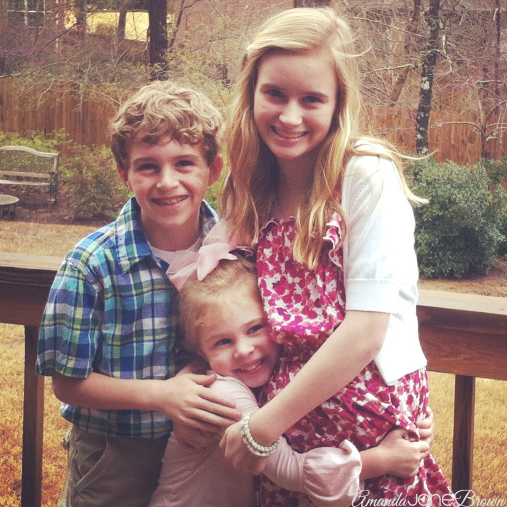 Easter Kids 2013