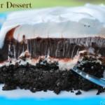Oreo Layer Dessert