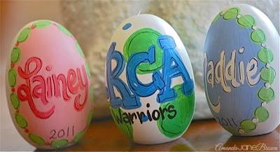 Tay Morgan Eggs Kids