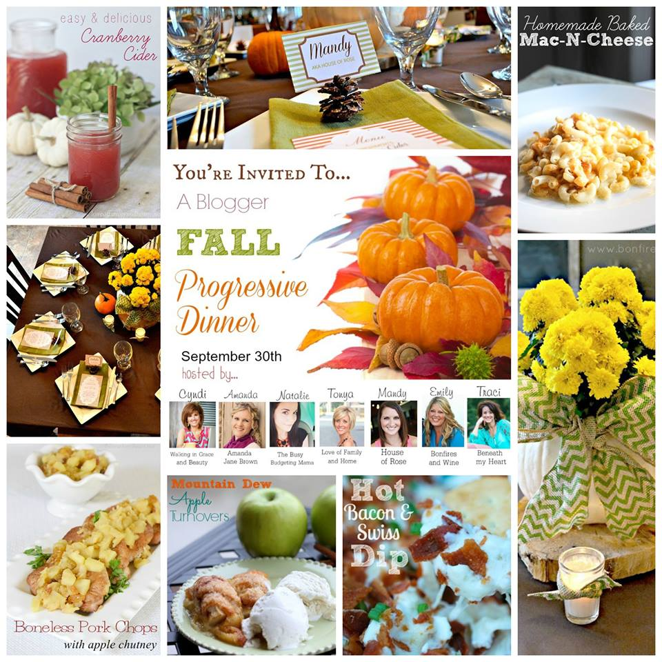 Fall Menu Ideas Dinner Party Part - 15: Fall Progressive Dinner Party Ideas