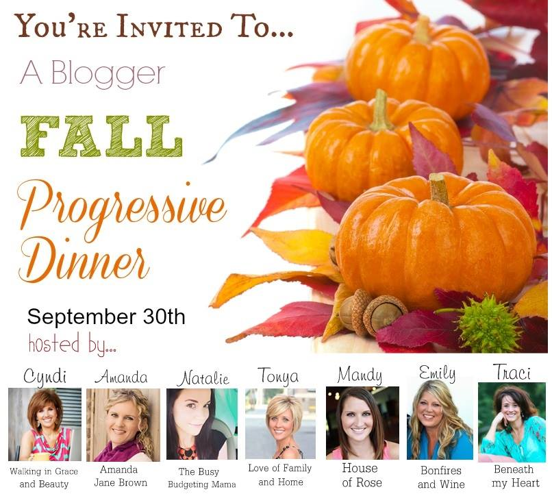 Exceptional Progressive Dinner Party Ideas Part - 7: Fall Progressive Dinner