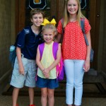First Day of School…for Moms
