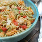 Greek Pasta Salad 1