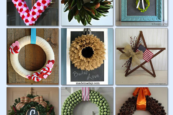 22 Wreath Ideas for Every Occasion