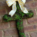 Easter Cross for the Front Door